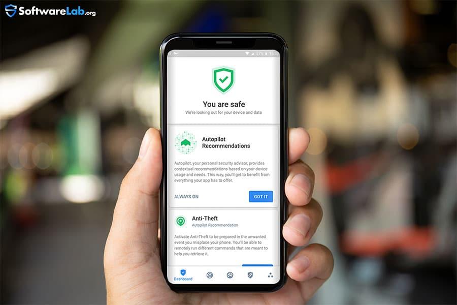BitDefender Total Security Review - Mobile